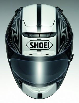 Nouveaux coloris 2009 pour le Shoei X-Spirit.