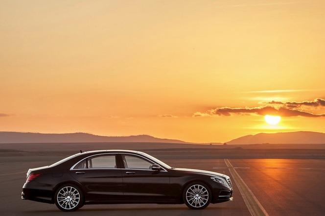 Voici enfin la nouvelle Mercedes Classe S !