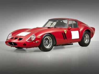 Enchères - 28 millions d'euros pour une Ferrari 250 GTO: un nouveau record!