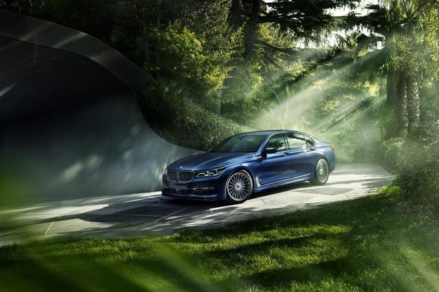 Salon de Genève 2016 - Alpina B7 : voici la BMW M7 que nous n'aurons pas