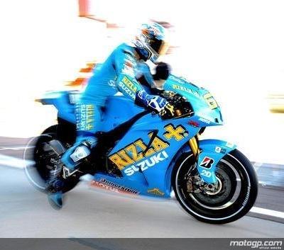 """Moto GP - Capirossi: """"Le problème de Suzuki est le même depuis deux ans"""""""