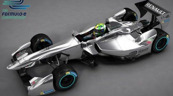 Renault Sport devient partenaire technologique de la Formula E