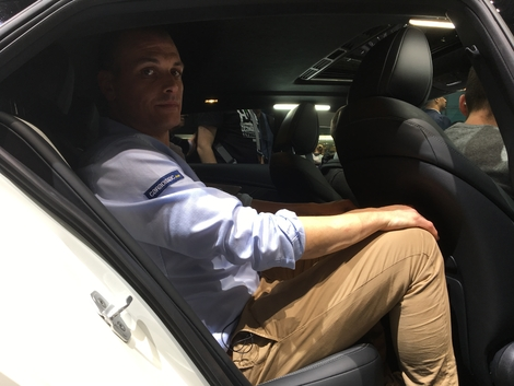 Mercedes AMG GT 4 portes : pour papas pilotes - vidéo en direct du salon de Genève 2018