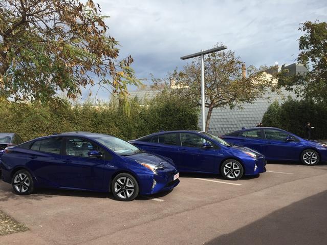 Premier LIVE Toyota : la Prius 4 se dévoile en direct
