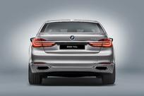 Salon de Genève 2016 - BMW Série 740 iPerformance : hybride rechargeable de luxe