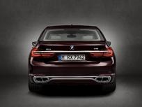 Salon de Genève 2016 - BMW M760Li xDrive : force tranquille