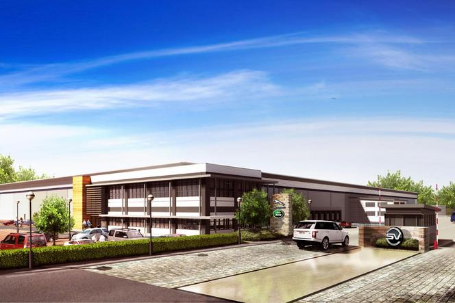 Voici le futur centre Jaguar Land Rover dédié à la personnalisation