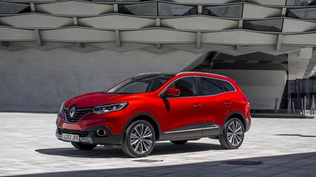 Le Renault Kadjar arrive en occasion : future star ?