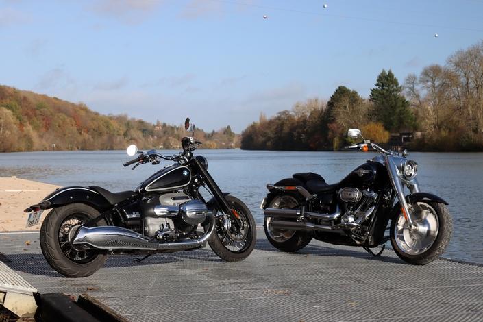 Comparatif – Harley Davidson Fat Boy VS BMW R18 : deux visions du cruising S1-comparatif-harley-davidson-fat-boy-vs-bmw-r18-deux-visions-du-cruising-653999
