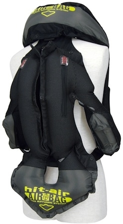 Airbag Hit-Air: compagnon de chocs