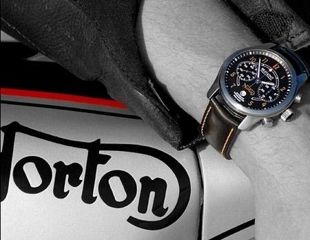 Chronographe Norton-Brémont : 200 pièces, 4 230 €uros...