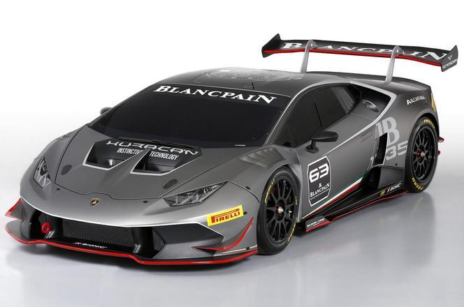 Voici la nouvelle Lamborghini Huracan LP 620-2 Super Trofeo