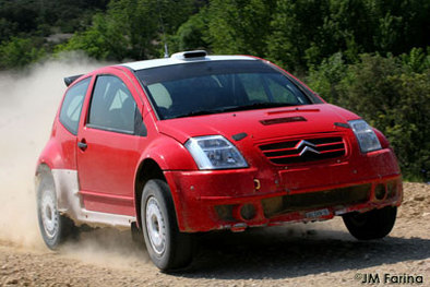 Galerie photos SJJ en Citroën C2 S1600: Jump !