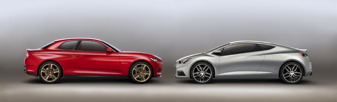 Salon de Genève 2012 : la Cruze SW et deux concepts sur le stand Chevrolet