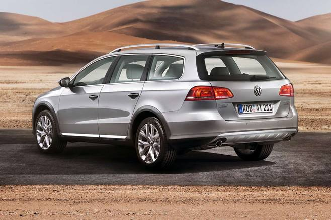 Volkswagen nous dévoile les tarifs de la Passat Alltrack