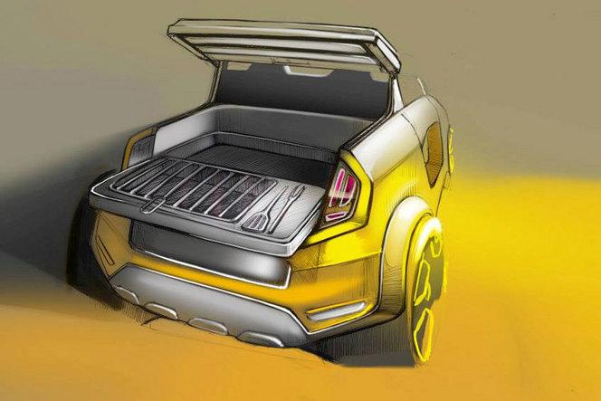 Renault Twing'Hot: pour les plaisirs de bouche... et de plage