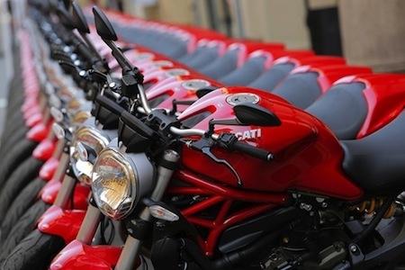 Ducati Monster 821: le dernier Monster vient d'arriver
