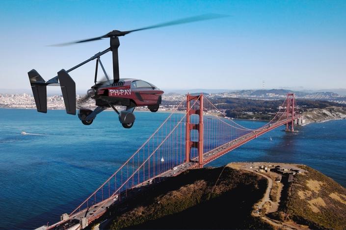 Salon de Genève 2018 - la voiture volante est prête, mais pas autorisée sur route