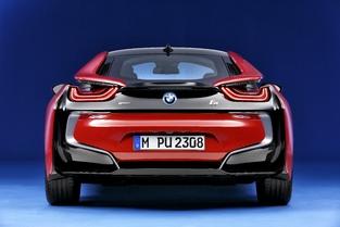 Salon de Genève 2016 - BMW i8 Protonic Red Edition : la vie en rouge