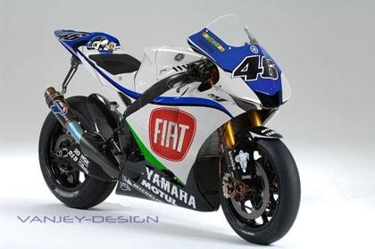Fiat se rapproche de Yamaha