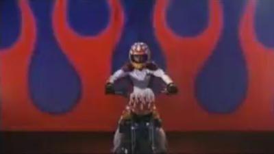 Ghost rider, en Buell avant tout.
