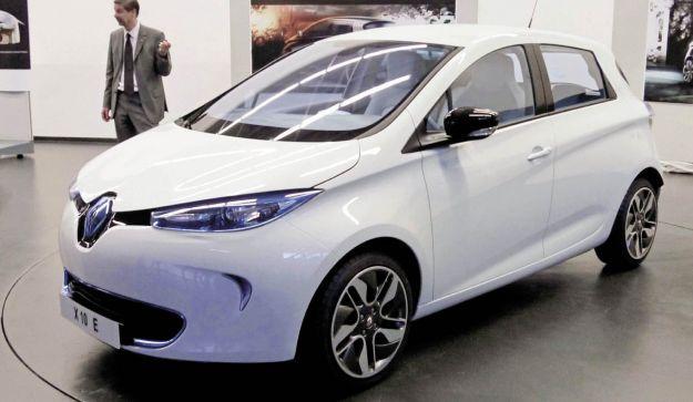 Renault Zoé de série : c'est elle