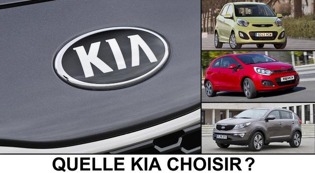 Quelle Kia choisir ?