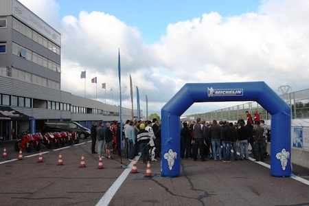 Michelin Power Days : 15 dates en 2013