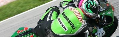 Moto GP: Kawasaki voit loin et grand