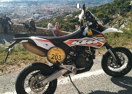 Dark Dog Moto Tour 2011: tranche de vie, le 203 y était...