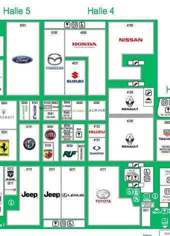 Au Salon de Genève, le stand Jeep est plus grand que ceux de Fiat et Alfa réunis