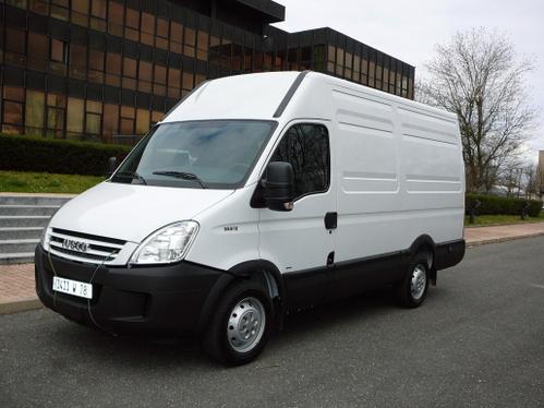 Prise en mains - Prototype Iveco Daily Hybrid 35S12 : diesel et électrique !