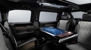 Salon de Genève 2016 - Peugeot Traveller i-Lab Concept : navette VIP