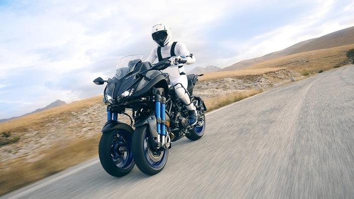 Yamaha Niken 2018 : la technique en vidéo