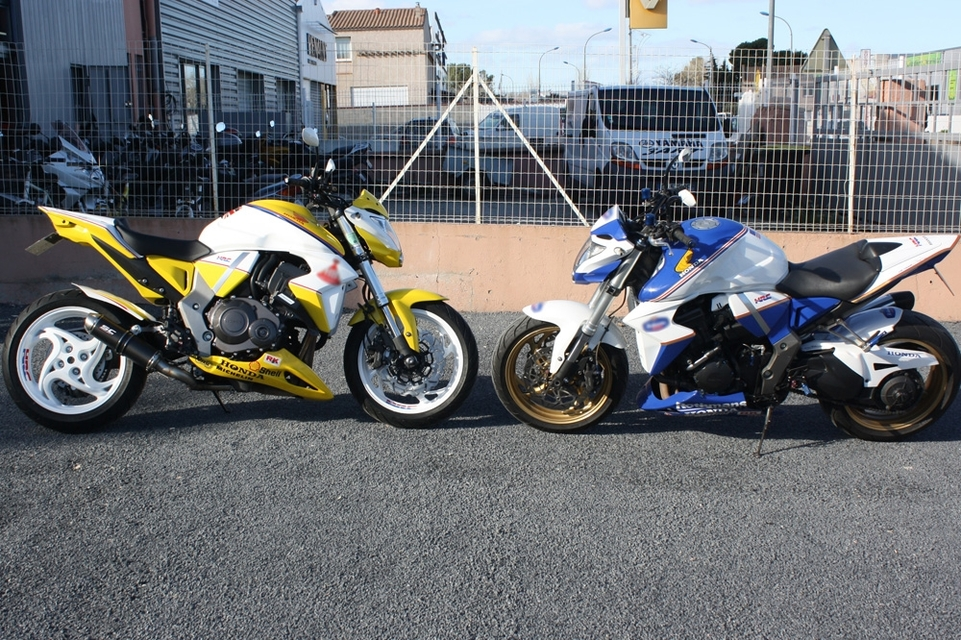 Préparation : Honda CB1000R par Activ'Bike
