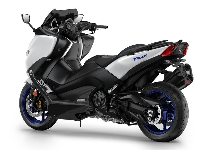 Nouveauté 2018: Yamaha T-Max SX Sport Edition