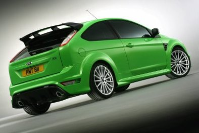 Nouvelle Ford Focus RS : déjà 1000 vendues !