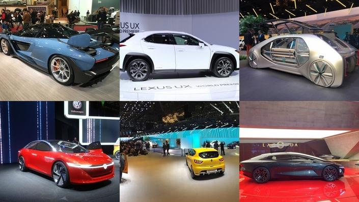 L'automobile demeure un objet de passion, et il est finalement logique que tous les modèles exposés ne suscitent pas l'enthousiasme. Et bien sûr, vous avez le droit de ne pas être d'accord avec notre sélection...