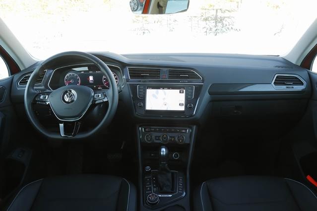 Prise en mains vidéo - Volkswagen Tiguan : première rencontre probante
