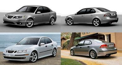 Nouvelle Saab 9-3: officielle ?