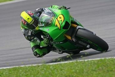 Moto GP: Nos Gaulois en action