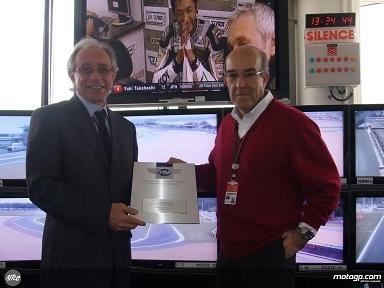 """Moto GP - Vito Ippolito Président de la FIM: """"Le sport moto ne peut pas se résumer à un simple business"""""""