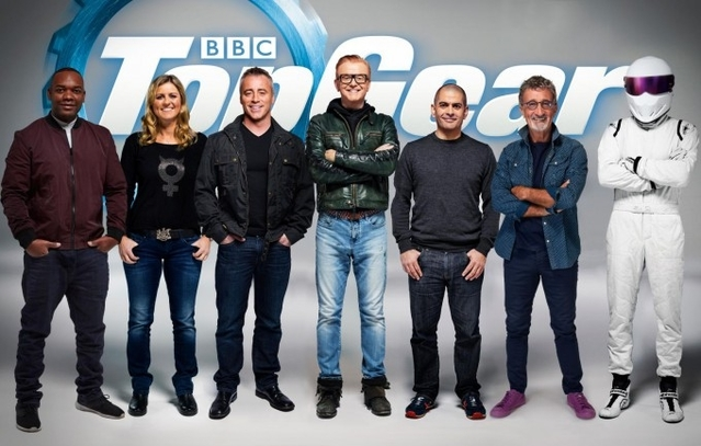 Top Gear : voici le casting final de la version anglaise