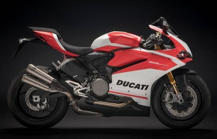 La nouvelle Ducati 959 Panigale Corse arrive dans le réseau Ducati !