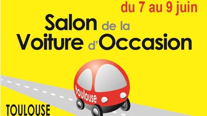 Toulouse organise son 8e salon de la voiture d'occasion