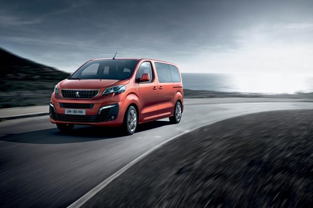 Salon de Genève 2016 - Peugeot Traveller : offre complète