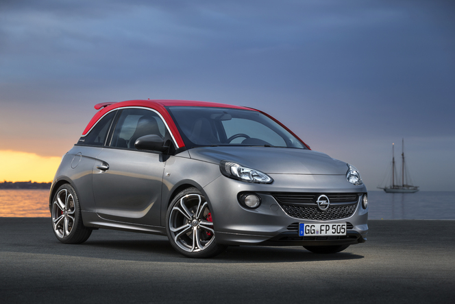 Guide des stands Mondial 2014 - Opel en mode Corsa