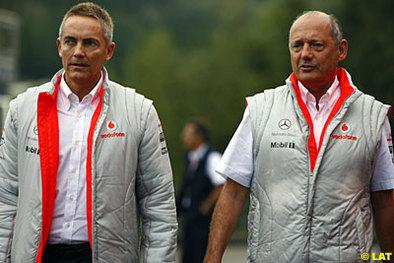 Formule 1 - Belgique: La direction de course a-t-elle trompé McLaren ?