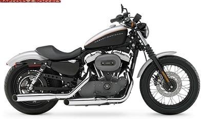 "Harley Davidson met à jour son ""Nightster"""