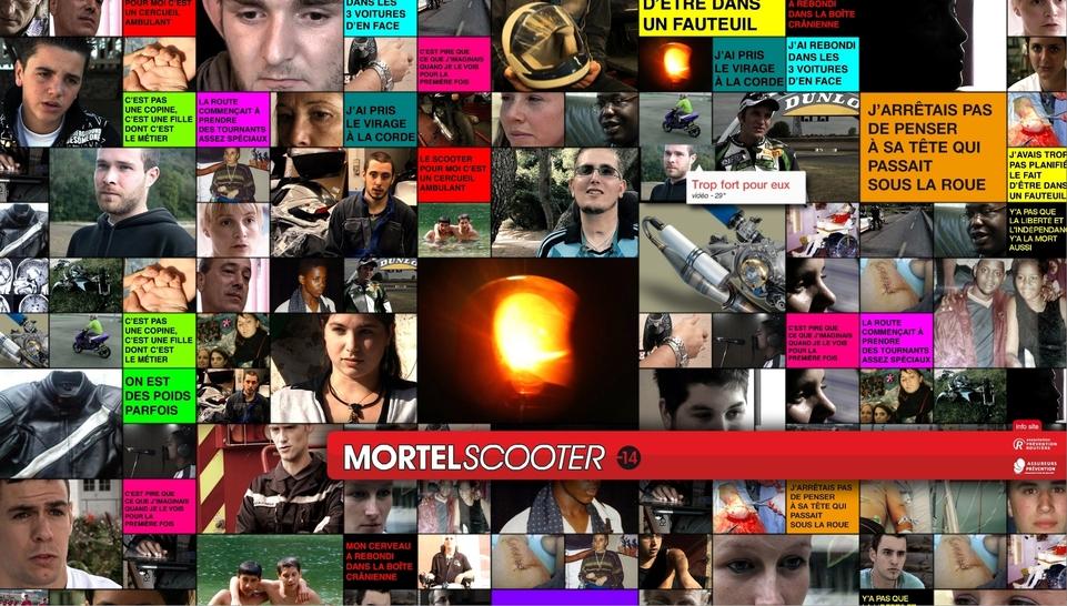 Mortel scooter : Une campagne de prévention pour sensibiliser les jeunes